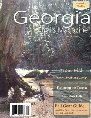 Georgia Trails Magazine