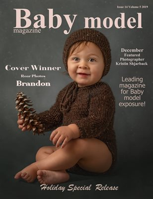 Baby Model magazine Issue 14 Volume 5 2019