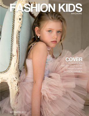 Fashion Kids Magazine | SEPTEMBER 2017