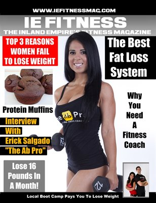 IE Fitness Magazine Her's Edition 1