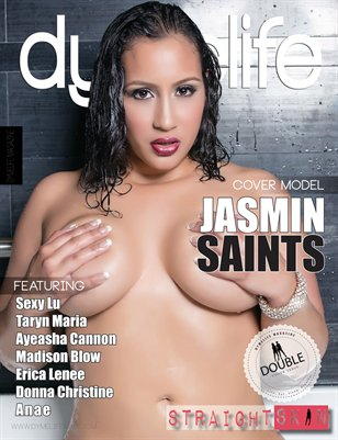 Dymelife Magazine: Straight Skin Edition #02 (Jasmin Saints)