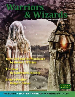 Warriors & Wizards Magazine #3