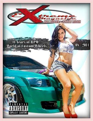 eXtreme Magazine August Issue 2014
