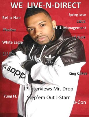We Live-N-Direct Spring Issue