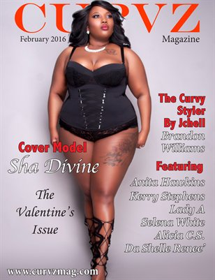Curvz Magazine Issue 4