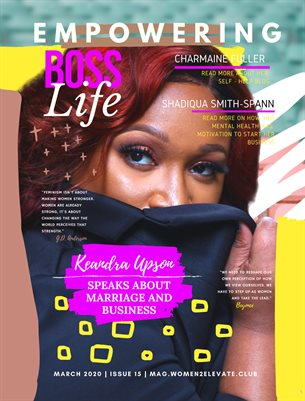 Empowering Boss Life | March 2020 | Issue 15