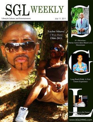 Remembering Taylor Siluwe
