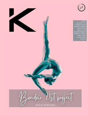 Kansha Magazine Chapter 64 Featuring Tiago Ferigoli