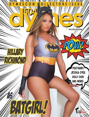 504Dymes Magazine Dymescon 2020 Vol. 2