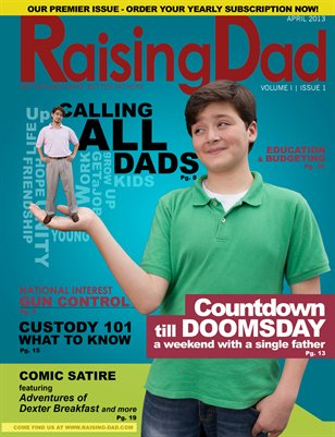 Raising Dad Magazine