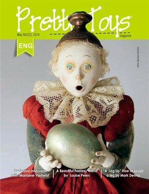 "English ""Pretty Toys"" #3(22), 2014"