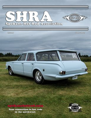 SHRA Magazine - June 2017 - Issue #5