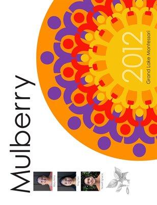 GLM 2012 Calendar - Mulberry