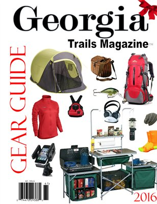 Georgia Trails Magazine Gear Guide 2016