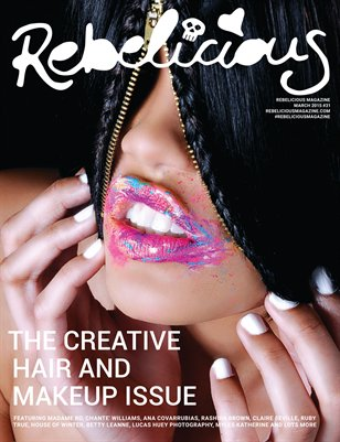 Rebelicious Magazine Issue 31