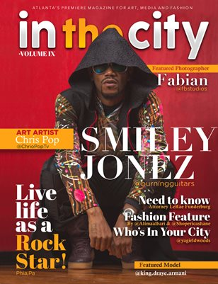 In The City Magazine_Vol.9