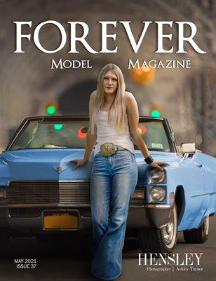 FOREVER Model Magazine Car Issue 37