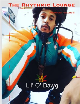 TRL MAGAZINE JANUARY 2021 (LIL' O' DAWG)
