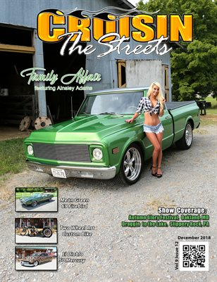 December 2018 Issue, Cruisin the Streets