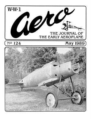 WW1 Aero #124 - May 1989