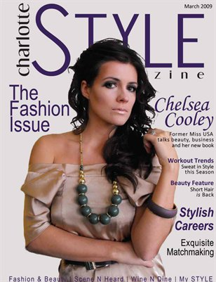 Fashion Issue, March 2009