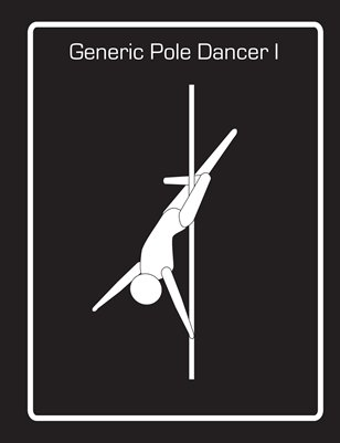 Generic Pole Dancer I