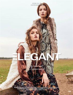 Fashion #11 (November 2016)