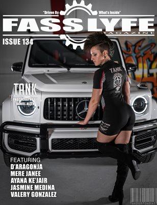 FASS LYFE ISSUE 134 FT. TANK