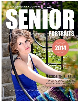 Celtic Charm Photography Senior Guide
