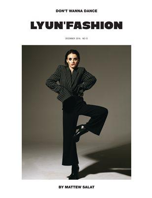 LYUN ISSUE No.12 (VOL No.7) C2