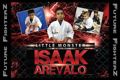 Isaak Arevalo Poster 2015