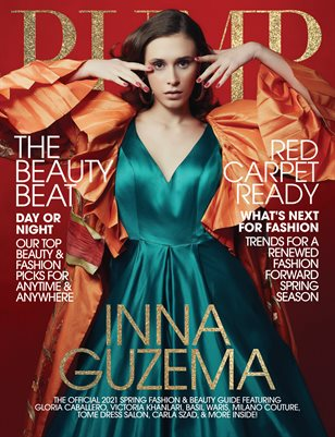 PUMP Magazine | The Fashion Guide Issue | Vol.3