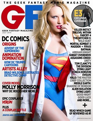 Geek Fantasy - July 2014 - Molly