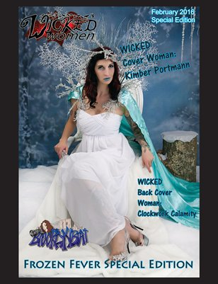 WICKED Women Magazine- Frozen Fever Special Edition: February 2016