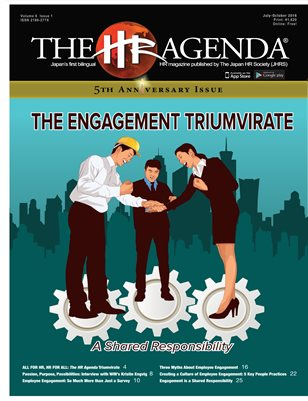 The Engagement Triumvirate: A Shared Responsibility