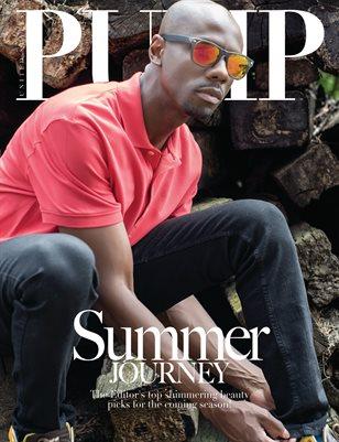 PUMP Magazine - The Summer Journey Edition - July 2018