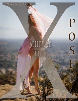 X Posed Vol 71 - Vintage Pink
