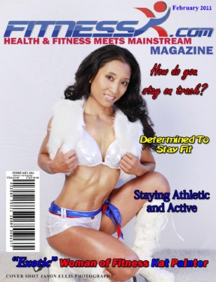 FitnessX.com Magazine February 2011(#2Cover)