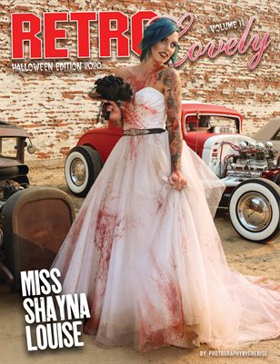 Halloween 2020 - VOL 11 – Miss Shayna Louise Cover