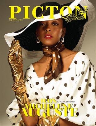 Picton Magazine SEPTEMBER  2019 N273 Black Gold Cover 5