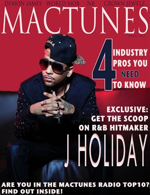 MacTunes Magazine - April 2015 Issue