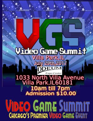 2017 Video Game Summit Program