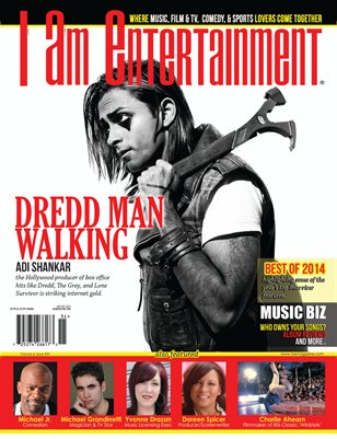 I Am Entertainment Issue 31, NOV-DEC 2014