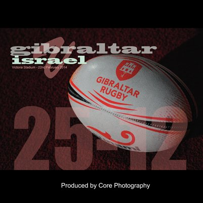 Gibraltar Rugby - International