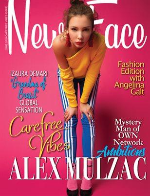 New Face Fashion Magazine - Issue 30, June '19 (Fashion Cover)