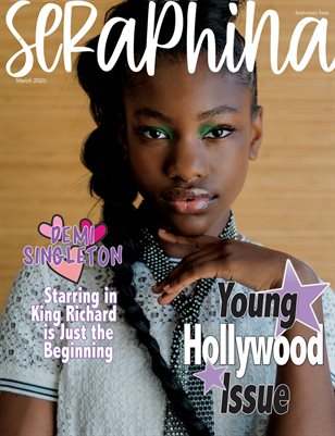 Seraphina - Issue 11 - March 2020 (Demi Singleton Cover)