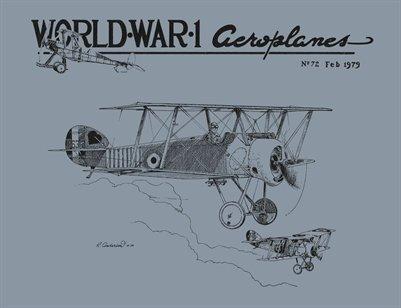 WW1 Aero #72 - February 1979