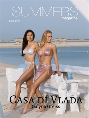 Summers Magazine Issue 62 Featuring Galyna Greiss