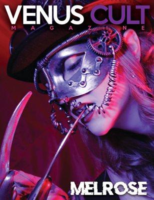 Venus Cult No.53 – Melrose Cover