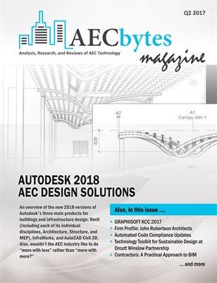 AECbytes Magazine Q2 2017